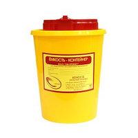 Емкость-контейнер для сбора острого инструмента емк. 1.5 л