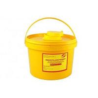 Емкость-контейнер для сбора острого инструмента емк. 3.0 л