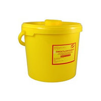 Емкость-контейнер для сбора острого инструмента емк. 6.0 л