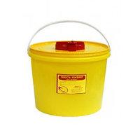 Емкость-контейнер для сбора острого инструмента емк. 10.0 л