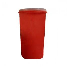Емкость-контейнер для сбора острого инструмента емк. 12.0 л (красный)