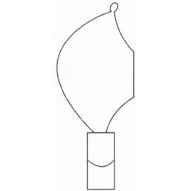 П-96 Петля для полипэктомии со сменн. насадк. (серповидная)