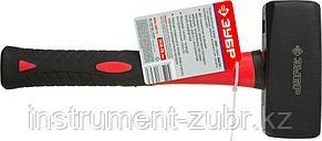 Кувалда 2 кг с фиберглассовой рукояткой, ЗУБР Мастер 2010-20, фото 2