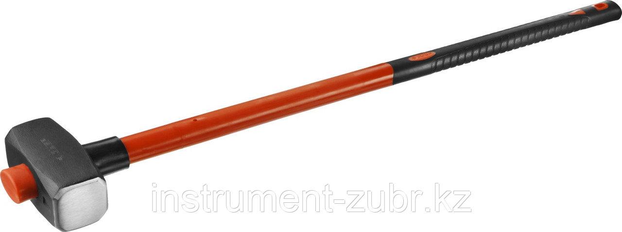 Кувалда 3 кг с фиберглассовой рукояткой, ЗУБР Мастер 20111-3