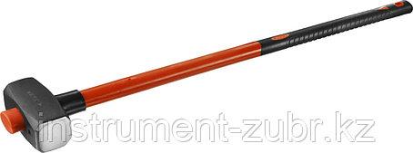 Кувалда 3 кг с фиберглассовой рукояткой, ЗУБР Мастер 20111-3, фото 2