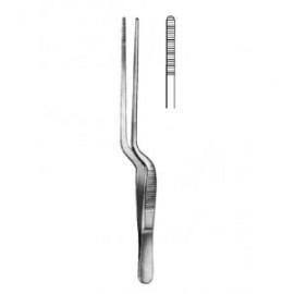 Пинцет ушной штыковидный, 140х1,5 мм