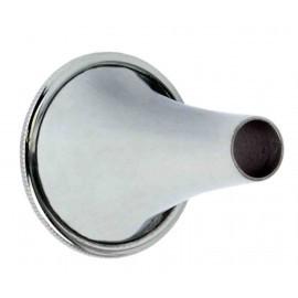 Воронка ушная никелированная № 4 (З-40-4)