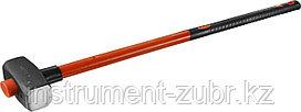 Кувалда 4 кг с фиберглассовой рукояткой, ЗУБР Мастер 20111-4