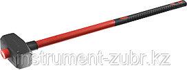 Кувалда 6 кг с фиберглассовой рукояткой, ЗУБР Мастер 20111-6