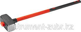 Кувалда 8 кг с фиберглассовой рукояткой, ЗУБР Мастер 20111-8