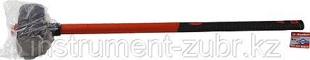 Кувалда 8 кг с фиберглассовой рукояткой, ЗУБР Мастер 20111-8, фото 2