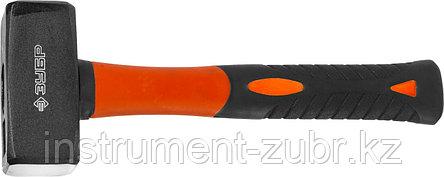 Кувалда 1,5 кг с фиберглассовой рукояткой, ЗУБР Мастер 2010-15, фото 2