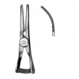 Зажим для временной остановки кровотока (тип «бульдог») 4,5 см