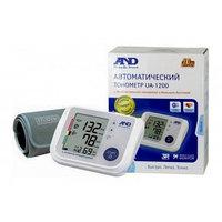 Автоматический тонометр для всей семьи UA-1200 от AND (пр-ль Япония)