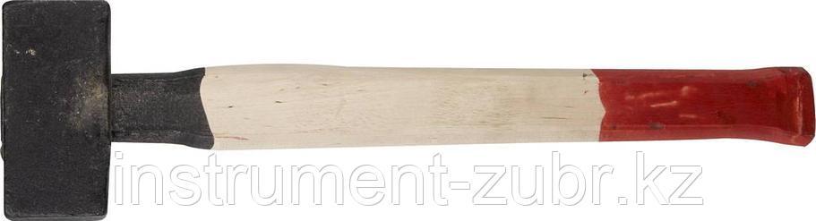 Кувалда литая с деревянной рукояткой 3кг, фото 2