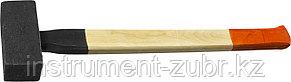 Кувалда литая с деревянной рукояткой 4кг, фото 2