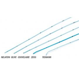 Катетер мочеточниковый тип Нелатон размер 5F, 70см. Польша