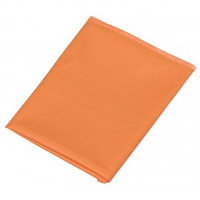 Клеенка подкладная с ПВХ покрытием 1,0 м х 25 м - цвет: оранжевый