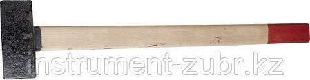 Кувалда литая с деревянной рукояткой 7кг, фото 2