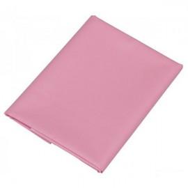 Клеенка подкладная с ПВХ покрытием 1,4 м х 25 м - цвет: розовый