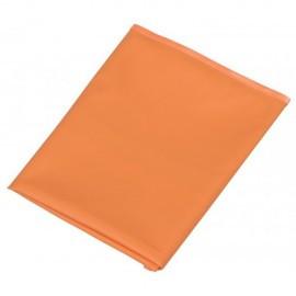 Клеенка подкладная с ПВХ покрытием 1,4 м х 50 м - цвет: оранжевый