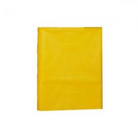 Клеенка подкладная с ПВХ покрытием 1,4 м х 50 м - цвет: жёлтый
