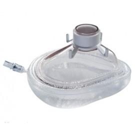 Маска анестезиологическая/наркозная №6 с предварительно наполненной манжетой