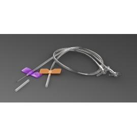 Система 24G Bioscalp® для вливания в малые вены с иглой-бабочкой