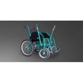 Инвалидная коляска модель YK 9090