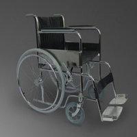Коляска для инвалидов модель FS972-41 (4420) подростковая ширина сидения 41см