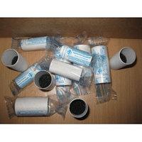 Мундштук (загубник) картонный одноразовый для спирометра 27х65х1,4 (PSA 1000 - аналог)