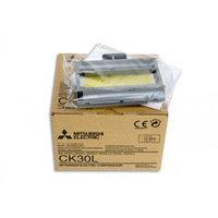 Бумага для видео принтеров CK30L. Япония, Mitsubishi