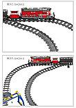 Конструктор Kazi (GBL) Грузовой поезд 98219 аналог лего Lego City, фото 7