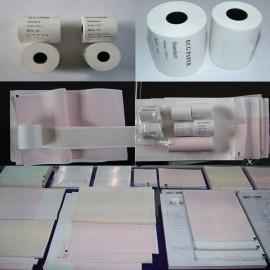 Бумага для ЭКГ аппаратов 216 х 30 х 16 вн.