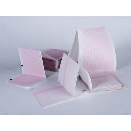 Бумага для ЭКГ аппаратов 110 х 140 х 142 Ч М (чистая с меткой)