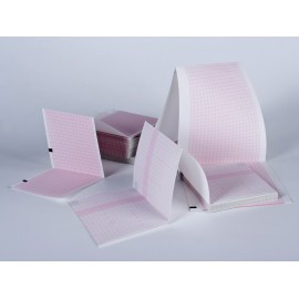 Бумага для ЭКГ аппаратов 143 х 150 х 300 ЧМ