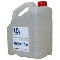 Гель для УЗИ «Акугель» высокой вязкости, бесцветный, 5 кг.