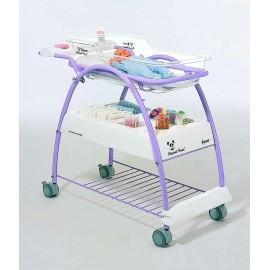 Кроватка для новорожденных 007 Panda