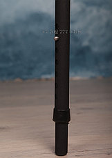 КУШЕТКА складная-косметологическая. Регулирующиеся ножки. 180/65 бежевый., фото 3