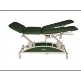 BTL-1300 Терапевтическая кушетка, 4 секции, отделенная секция для ног, электрически регулируемая высота