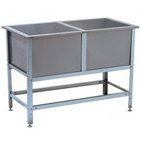Ванна ВСМ-2/600 каркас оцинкованная сталь