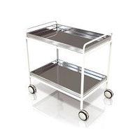 Тележка для транспортировки пищи и сбора посуды Т-04