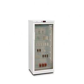 Фармацевтический шкаф Бирюса 250/6 (стекло)