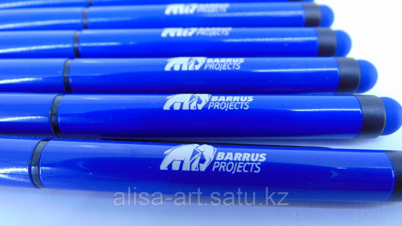 Нанесение логотипа на ручки - фото 2