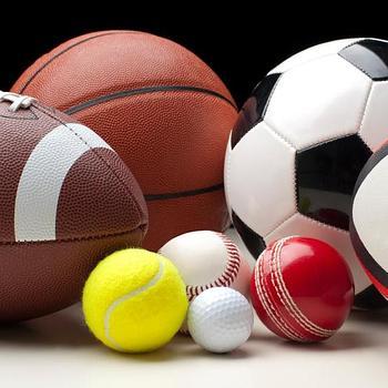 Спортивные мячи