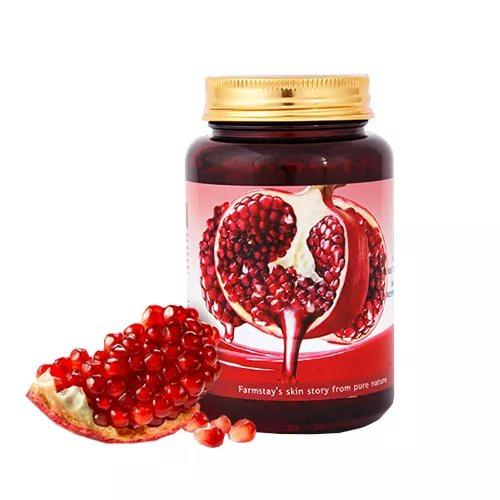 Farm Stay Pomegranate All-In-One Ampoule (250ml) - Ампульная сыворотка с экстрактом граната