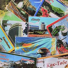Магниты сувенирные Казахстан Алматы на холодильник