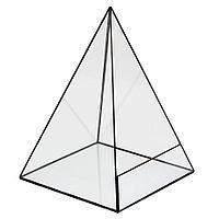 Флорариум в форме пирамиды
