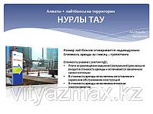 """Крышные установки на ЖК """"Нурлы Тау"""""""