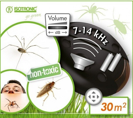 """""""Beetle L3"""" позволит быстро и безопасно избавиться от пауков и тараканов"""